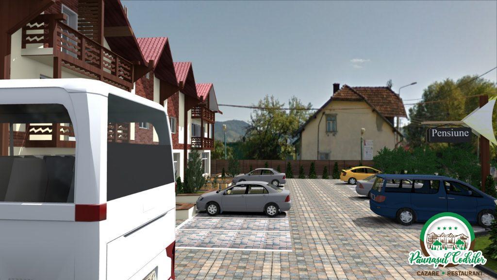 Motel Păunaşul Codrilor Câmpulung Moldovenesc Suceava Bucovina