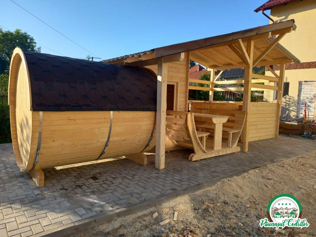 Sauna Ciubar Bucovina